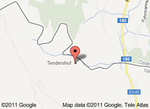 Tendershof su Google-Maps
